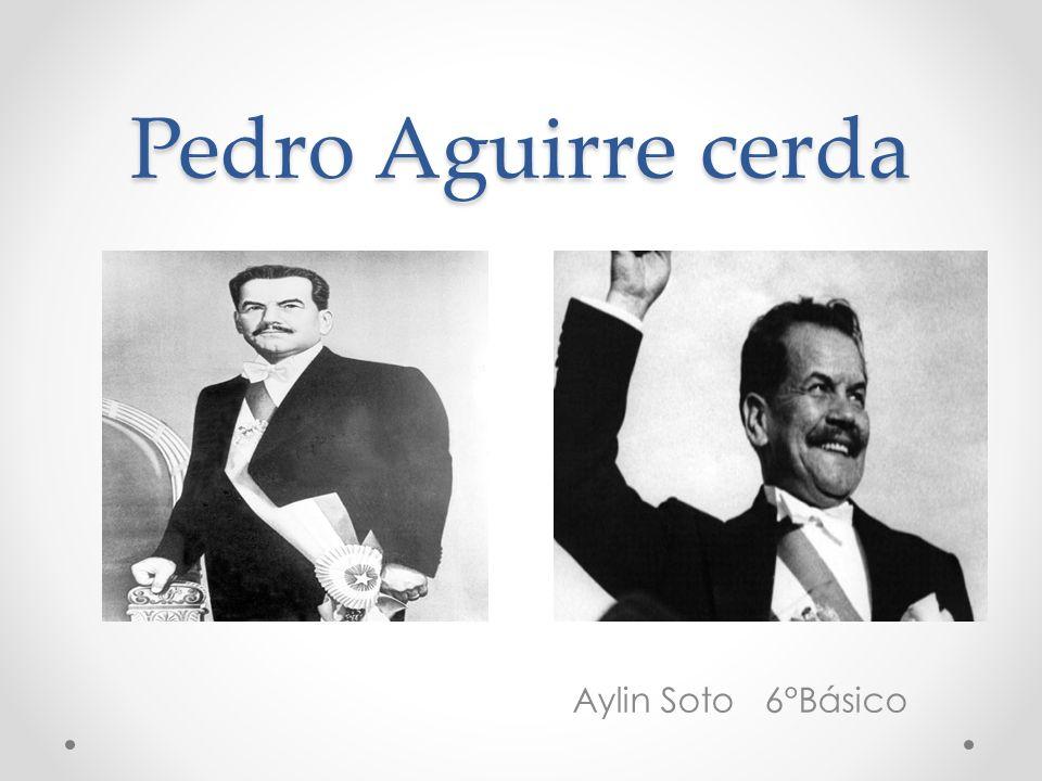 Pedro Aguirre cerda Aylin Soto 6°Básico