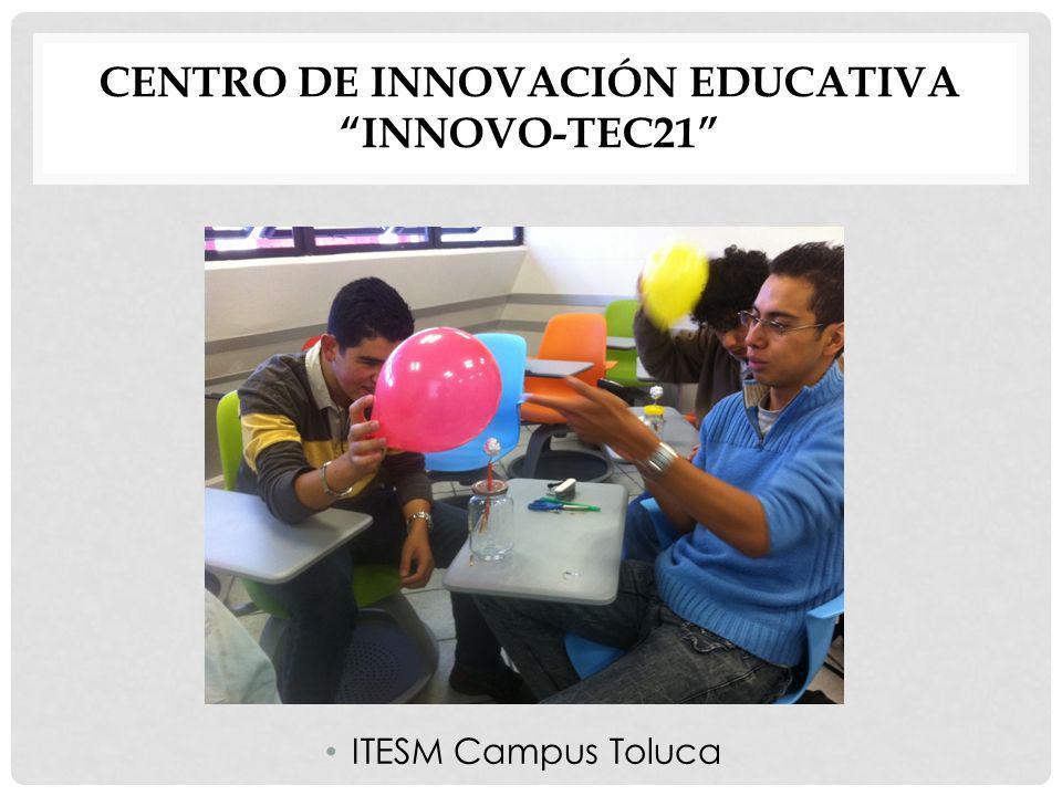 Centro de innovación Educativa innovo-tec21