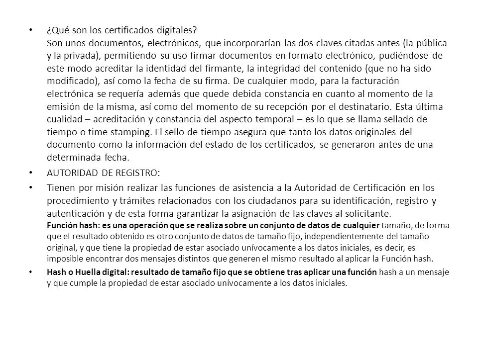 AUTORIDAD DE REGISTRO:
