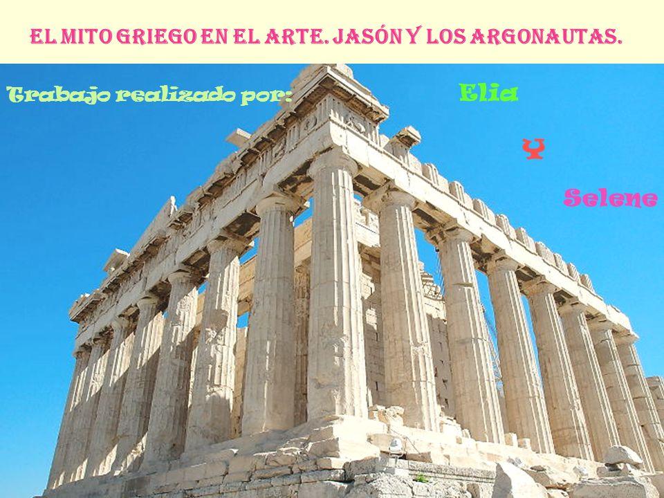 El Mito Griego En El Arte. Jasón y Los Argonautas.