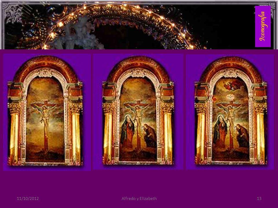 Iconografía 11/10/2012 Alfredo y Elizabeth