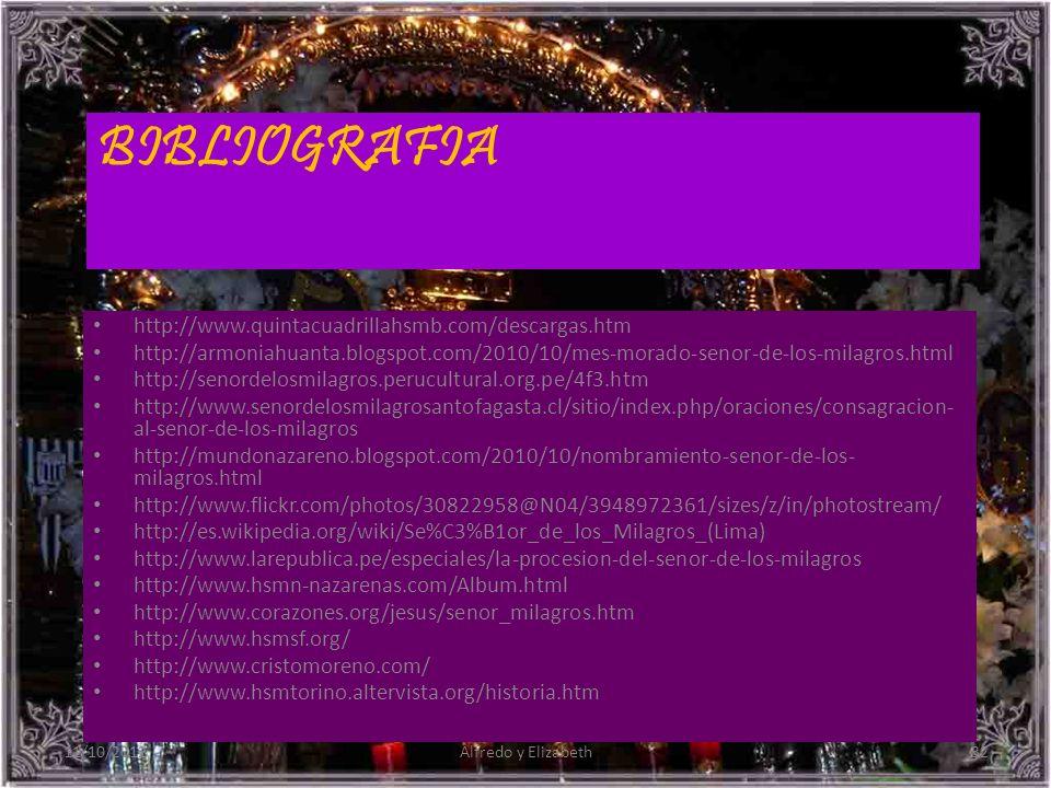 BIBLIOGRAFIA http://www.quintacuadrillahsmb.com/descargas.htm