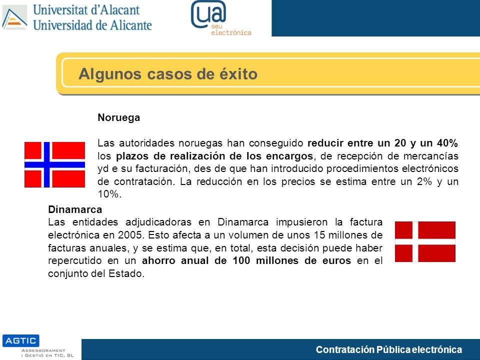 Algunos casos de éxito Noruega