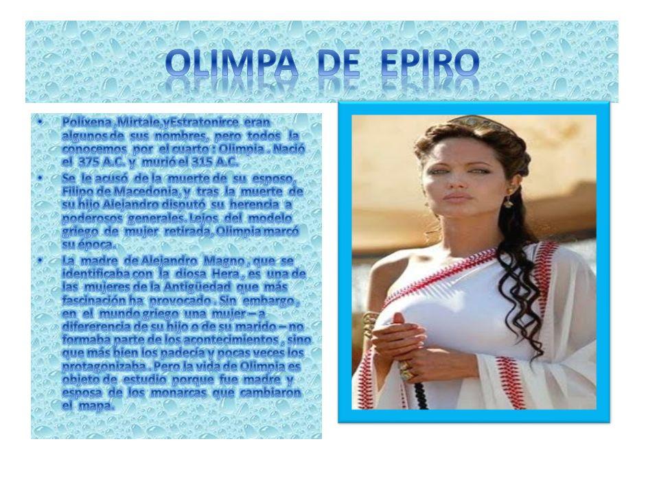 OLIMPA DE EPIRO