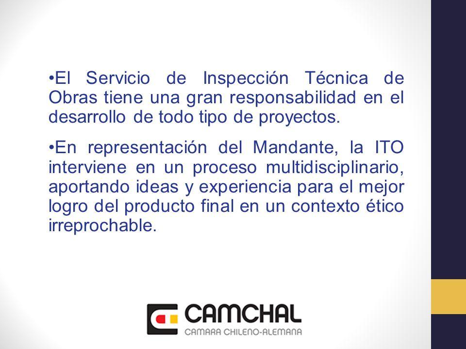 El Servicio de Inspección Técnica de Obras tiene una gran responsabilidad en el desarrollo de todo tipo de proyectos.