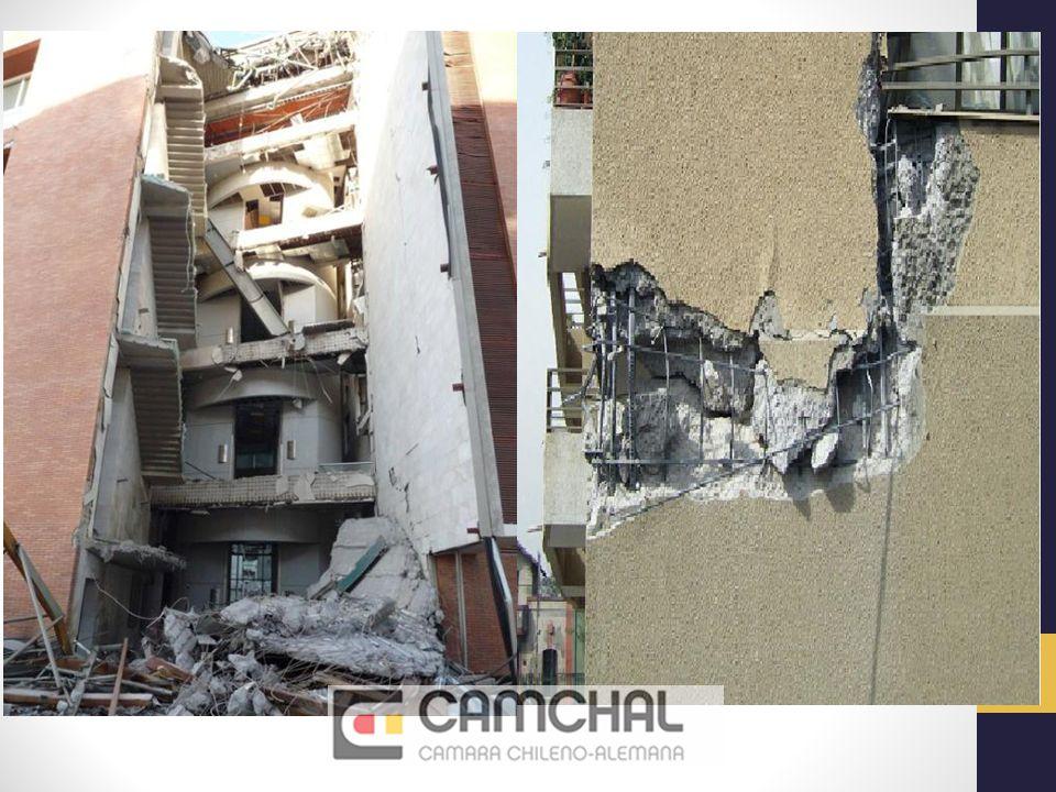Los sismos de gran magnitud, ponen a prueba nuestras construcciones cada 10 o mas años, dejando en evidencia, según los expertos en cálculo estructural, preocupantes fallas en el diseño y en la construcción.