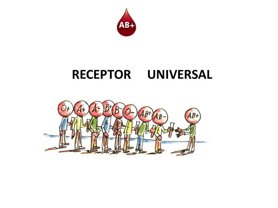 RECEPTOR UNIVERSAL