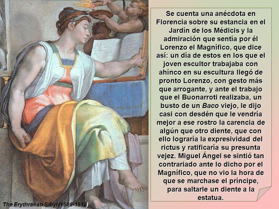 The Erythraean Sibyl (1508-1512)