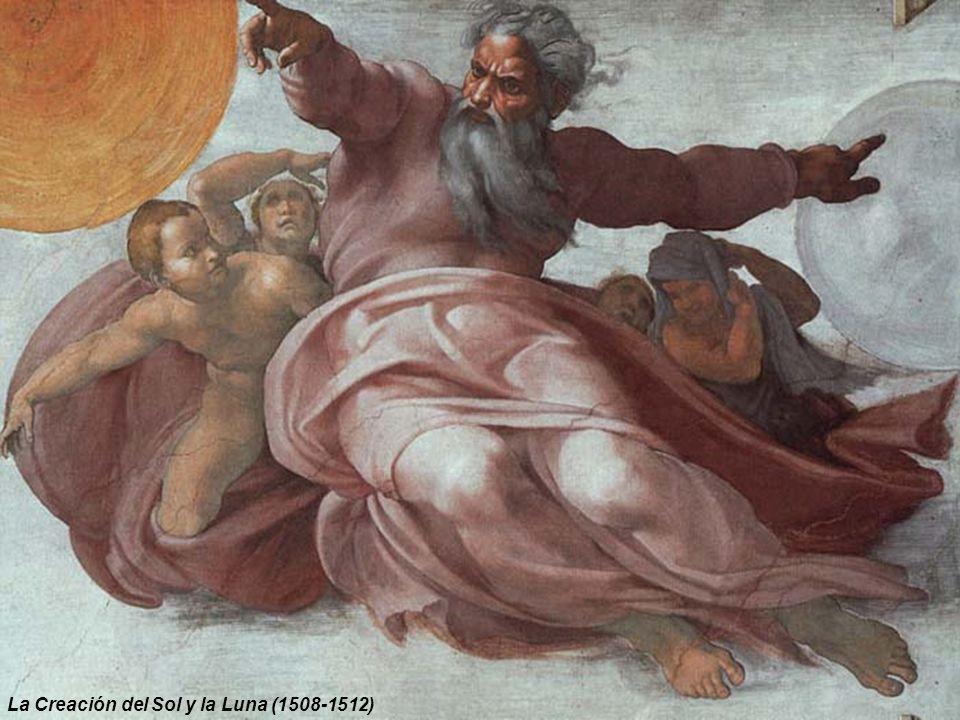 La Creación del Sol y la Luna (1508-1512)