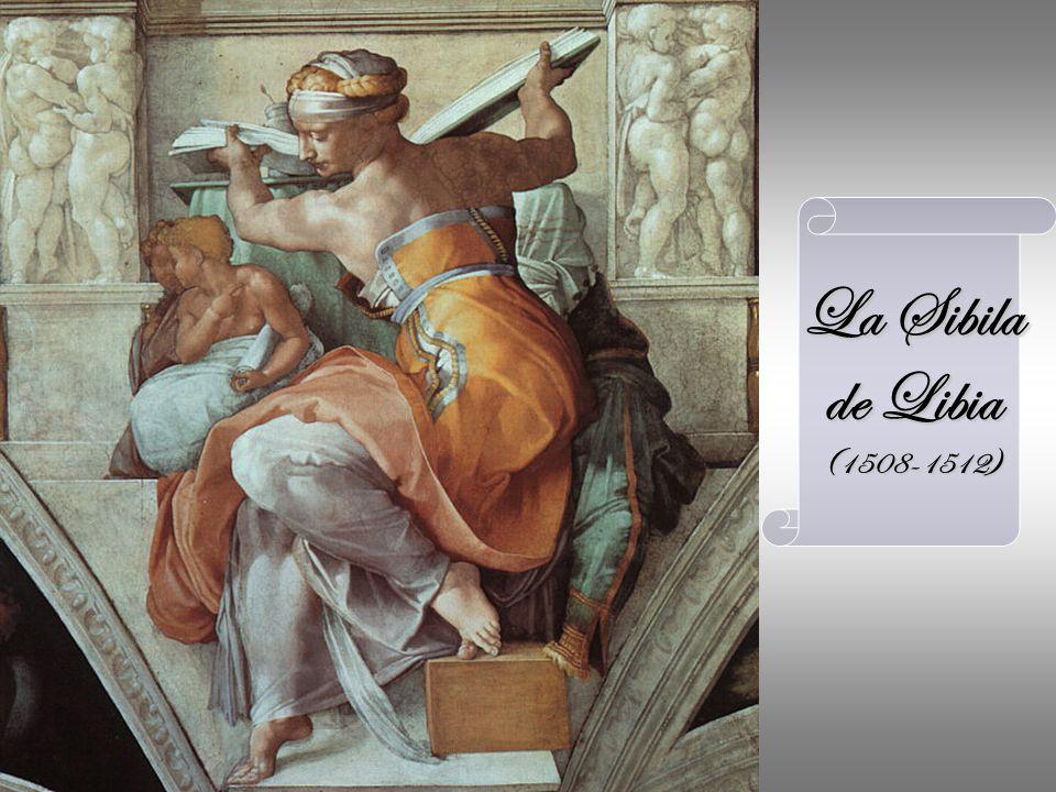 La Sibila de Libia (1508-1512)