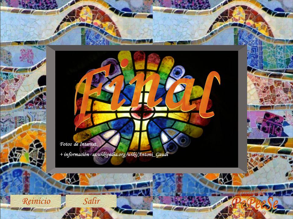 Final PePeeSe Reinicio Salir El Taller del Marzo 2009