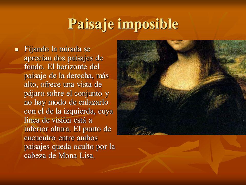 Paisaje imposible