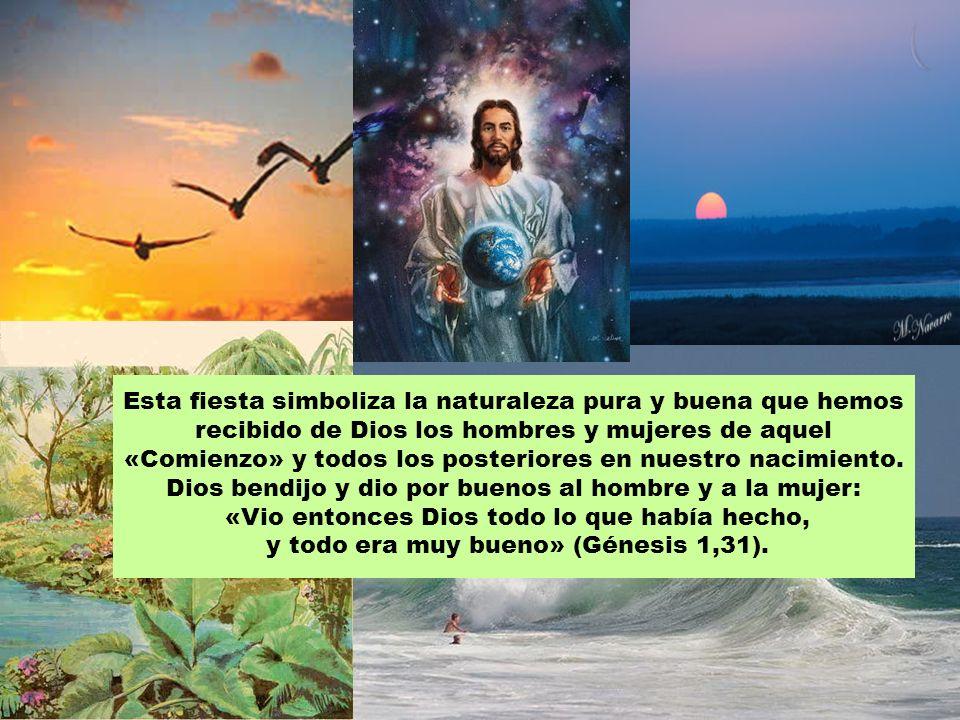 «Vio entonces Dios todo lo que había hecho,