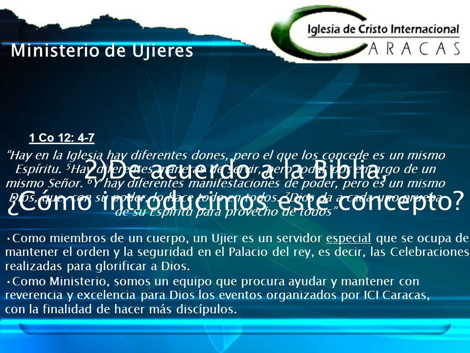 2)De acuerdo a la Biblia, ¿Cómo introducimos este concepto
