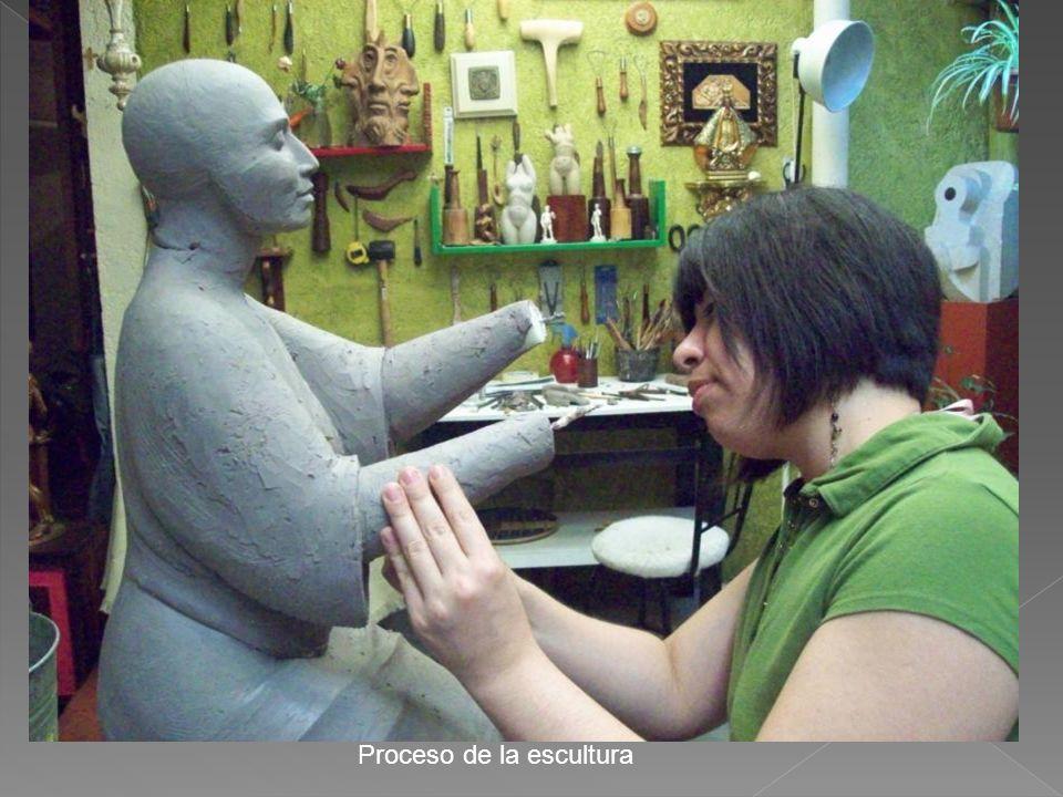 Proceso de la escultura