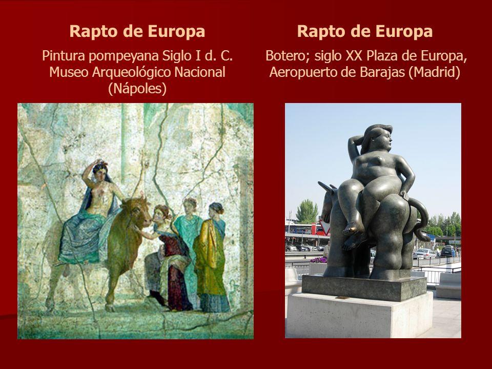 Rapto de Europa Rapto de Europa
