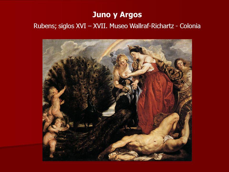 Rubens; siglos XVI – XVII. Museo Wallraf-Richartz - Colonia