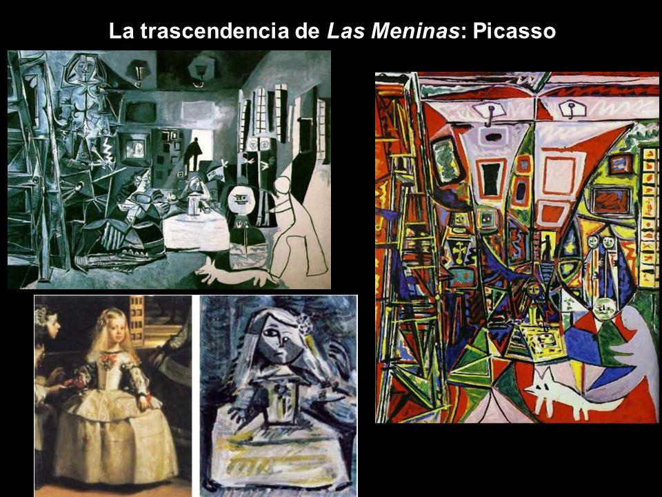 La trascendencia de Las Meninas: Picasso