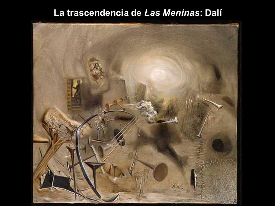 La trascendencia de Las Meninas: Dalí