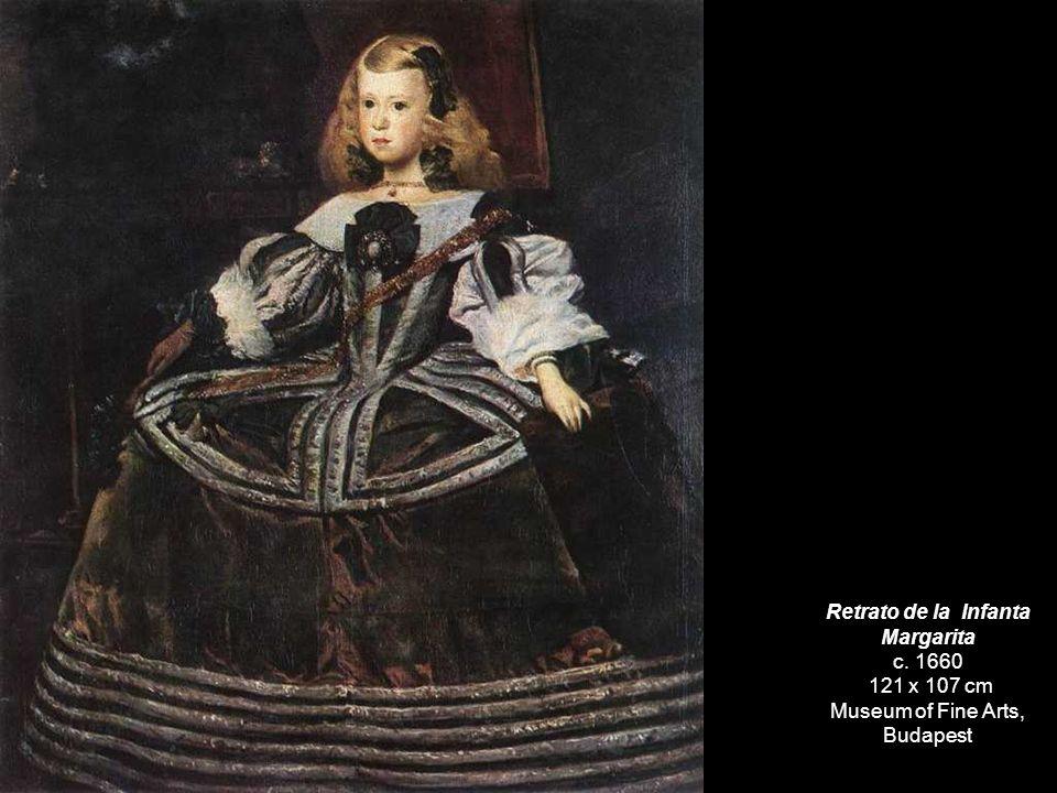 Retrato de la Infanta Margarita c