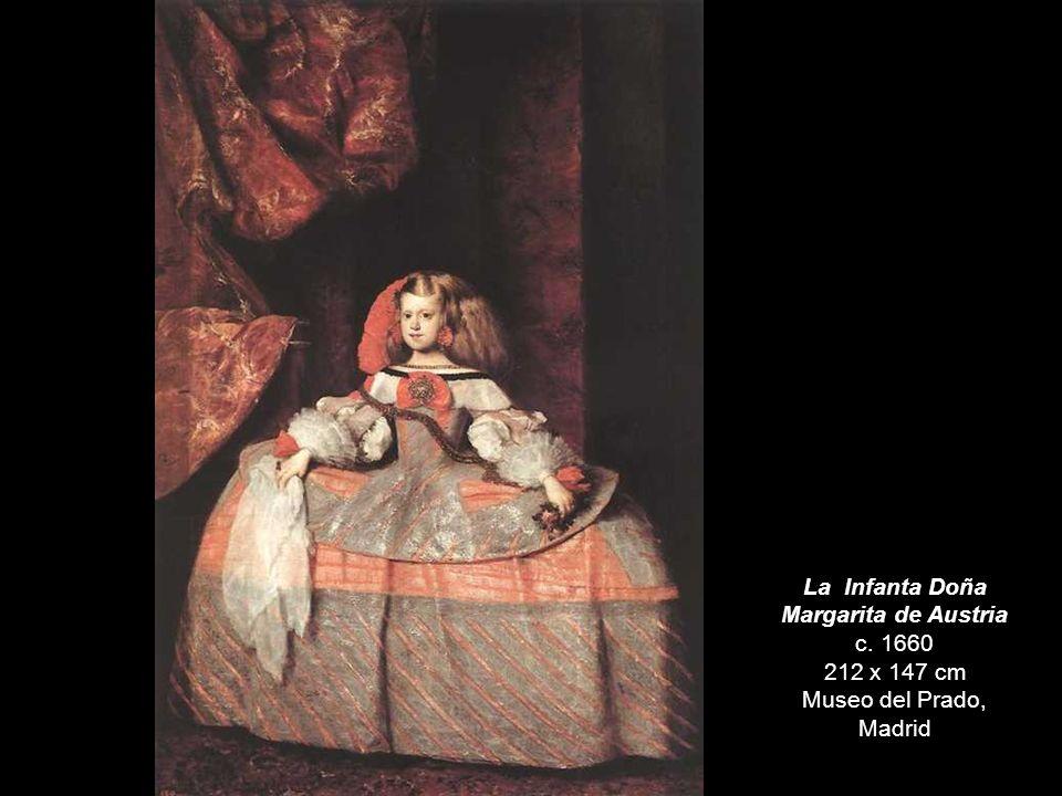 La Infanta Doña Margarita de Austria c