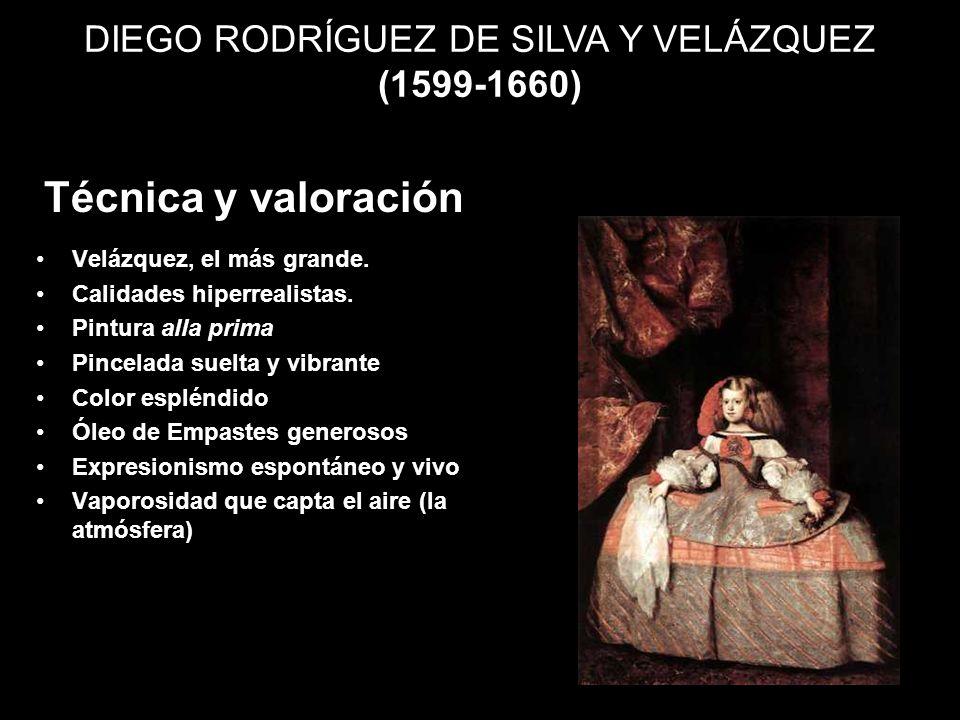 DIEGO RODRÍGUEZ DE SILVA Y VELÁZQUEZ (1599-1660)