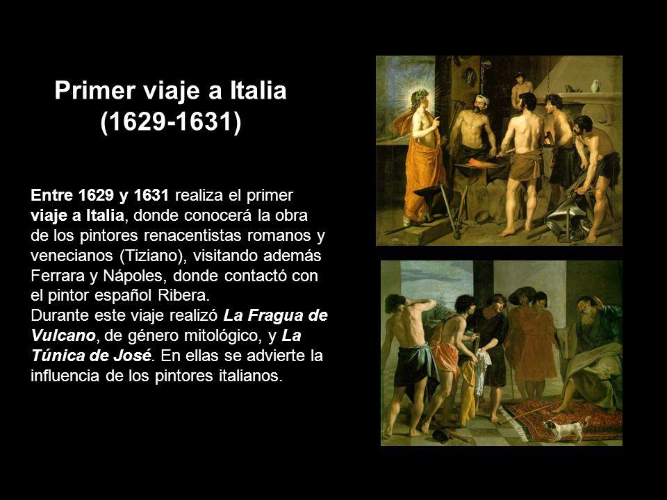 Primer viaje a Italia (1629-1631)