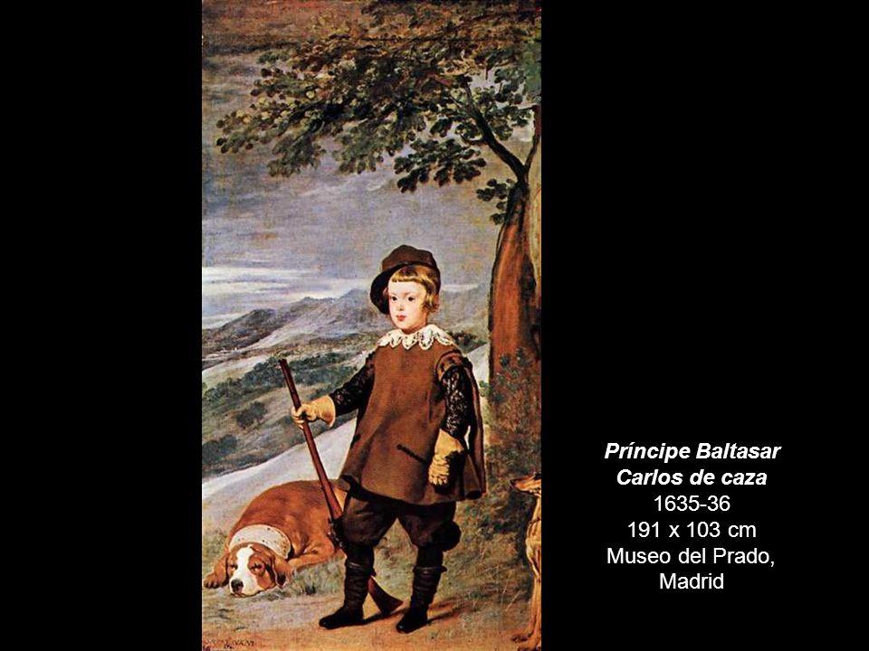 Príncipe Baltasar Carlos de caza