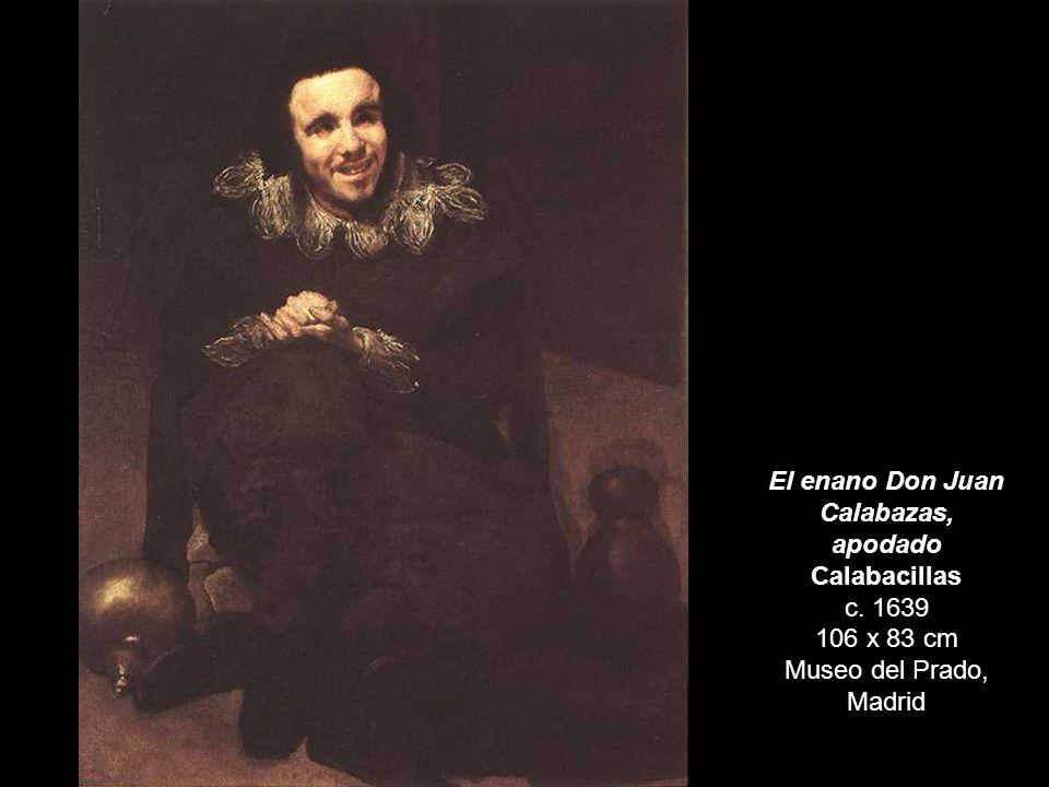 El enano Don Juan Calabazas, apodado Calabacillas c