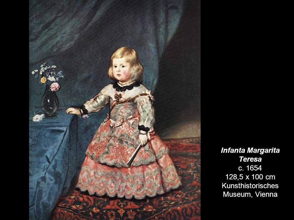 Infanta Margarita Teresa c
