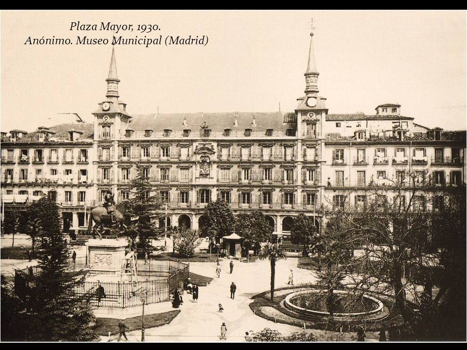 Anónimo. Museo Municipal (Madrid)