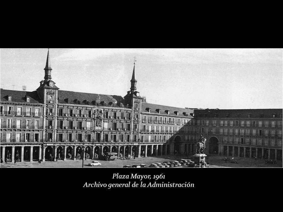 Archivo general de la Administración
