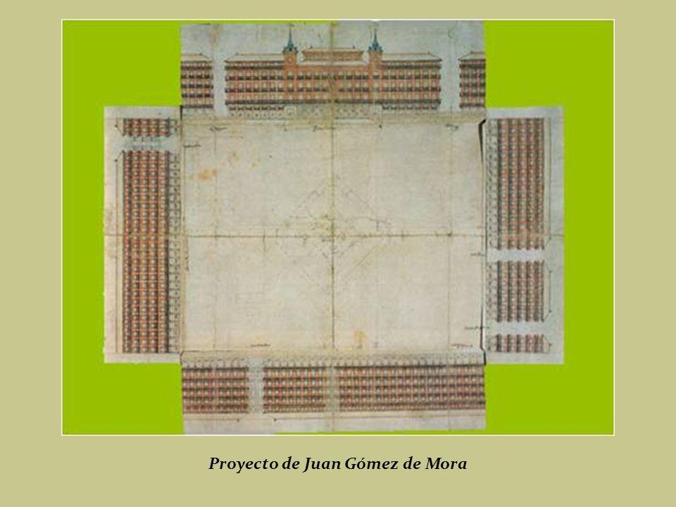 Proyecto de Juan Gómez de Mora