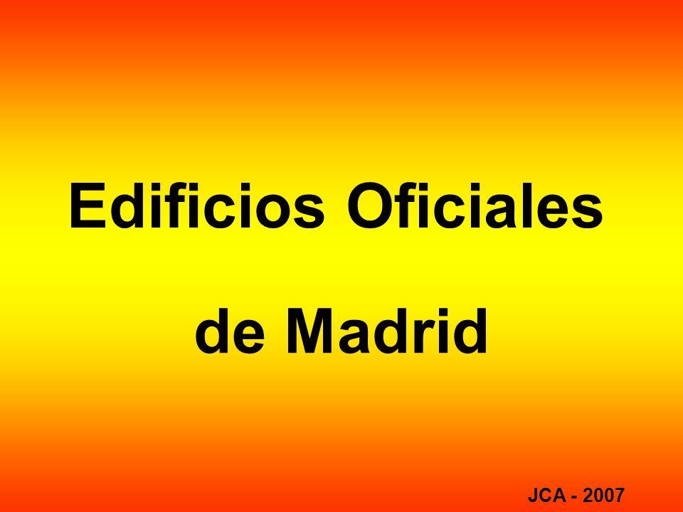 Edificios Oficiales de Madrid