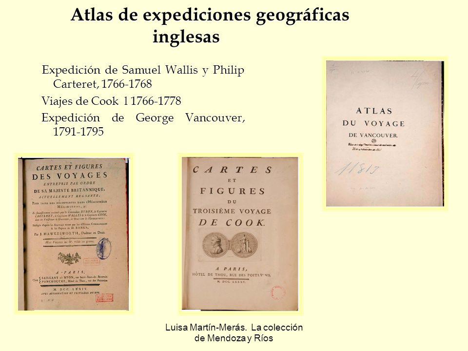 Atlas de expediciones geográficas inglesas