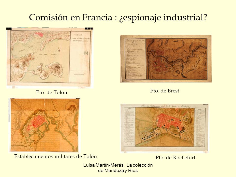 Comisión en Francia : ¿espionaje industrial