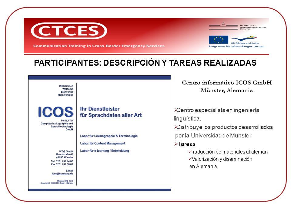 Centro informático ICOS GmbH