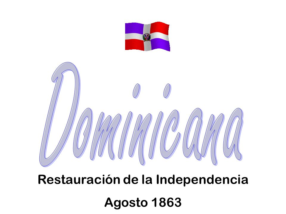 Restauración de la Independencia