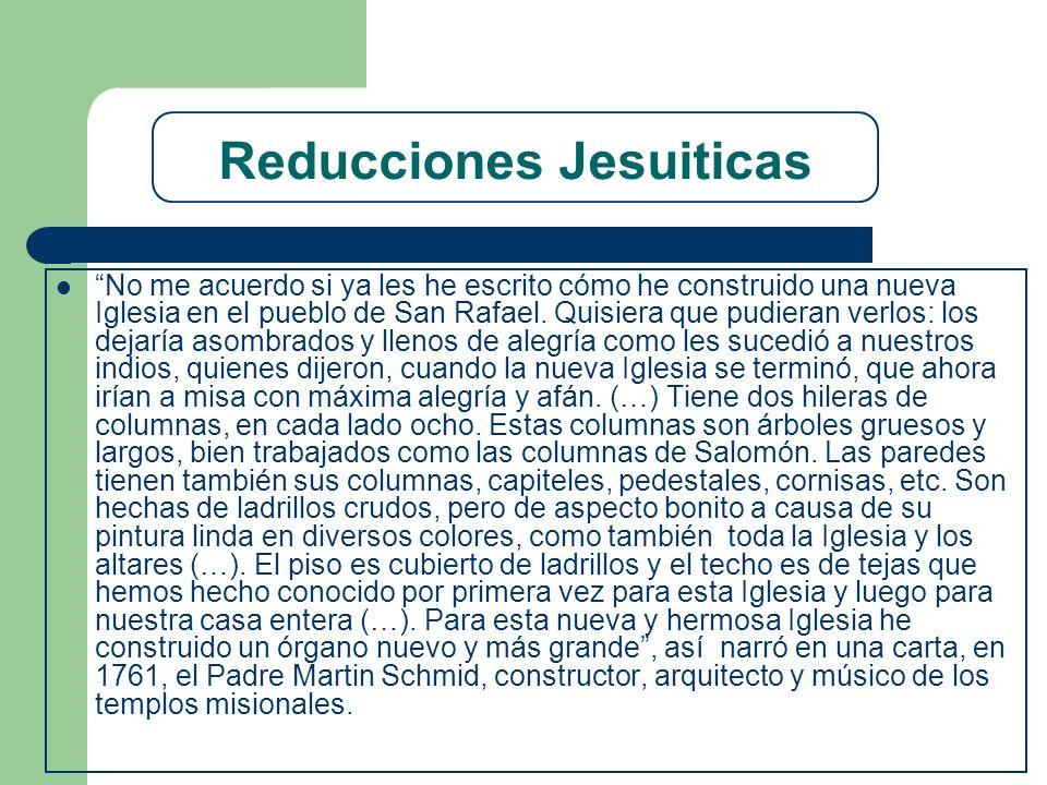 Reducciones Jesuiticas