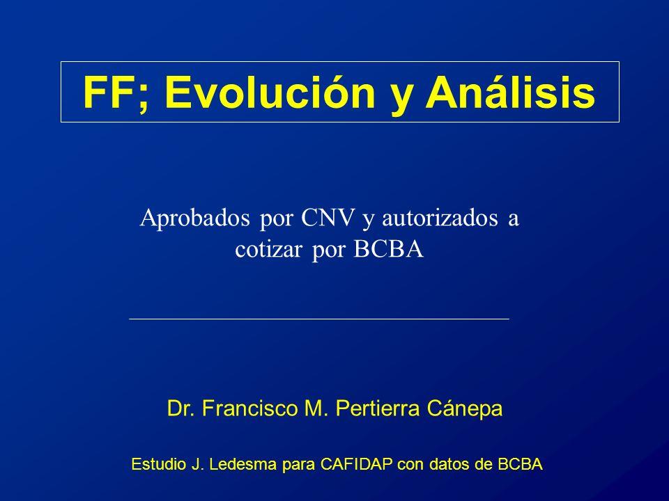 FF; Evolución y Análisis