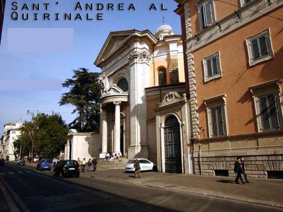Iglesia de Sant Andrea al Quirinale