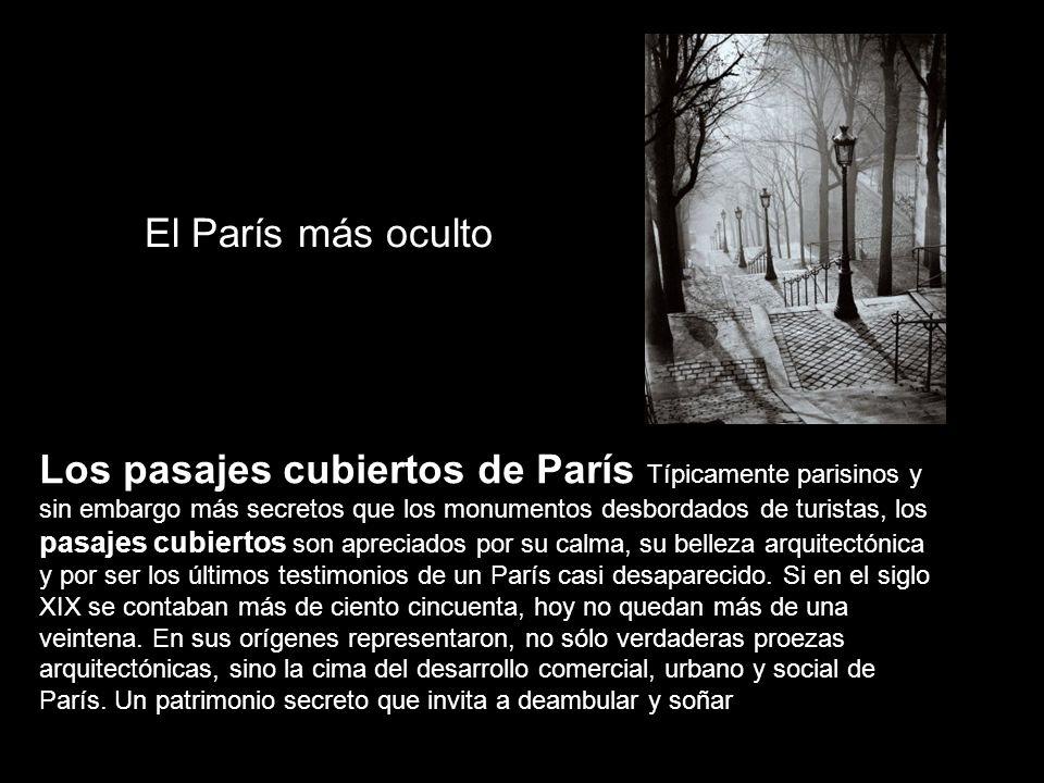El París más oculto