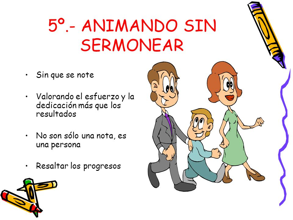 5º.- ANIMANDO SIN SERMONEAR