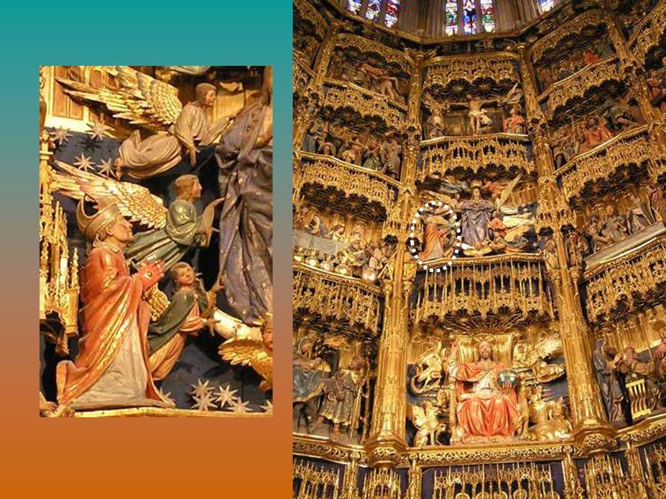 Su construcción abarcó desde el año 1512 hasta el año 1531 y fue encargada por el prelado ovetense Don Valeriano Ordóñez de Villaquirán.