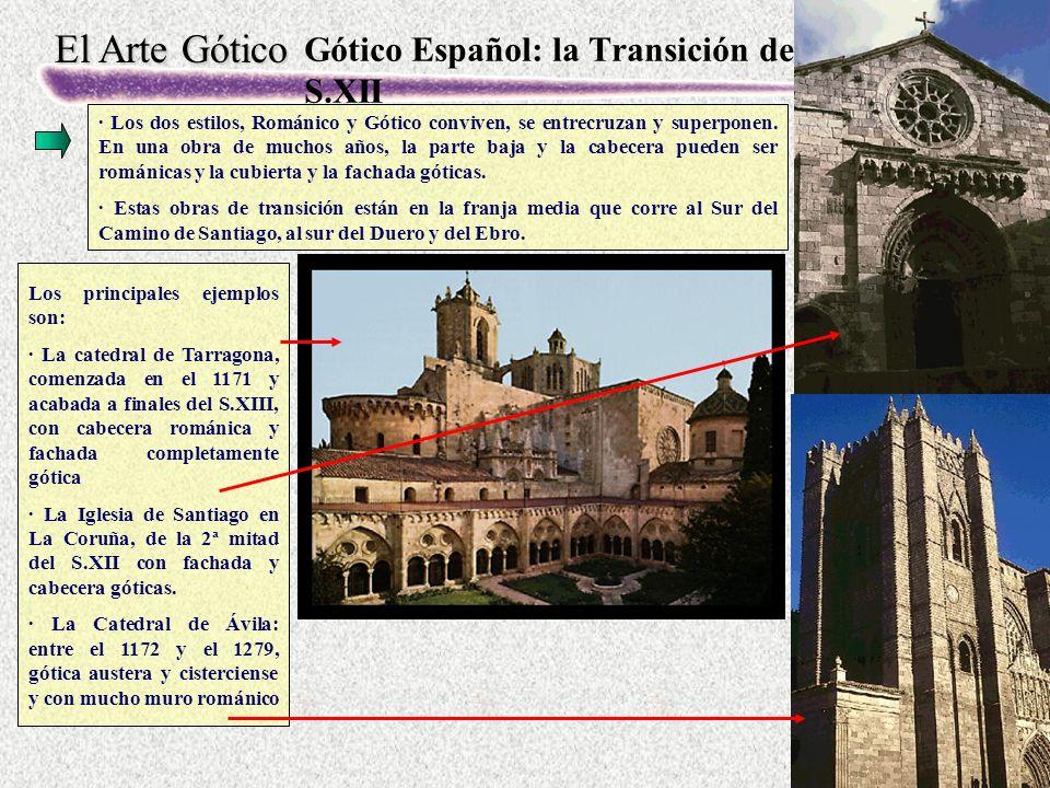 Gótico Español: la Transición del S.XII