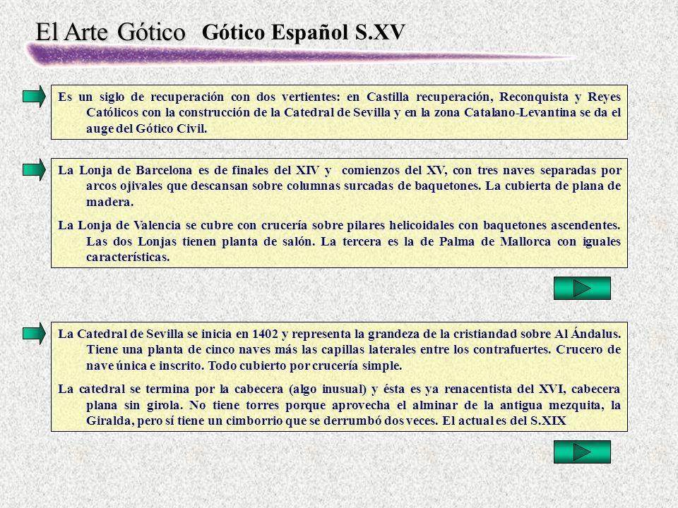 Gótico Español S.XV