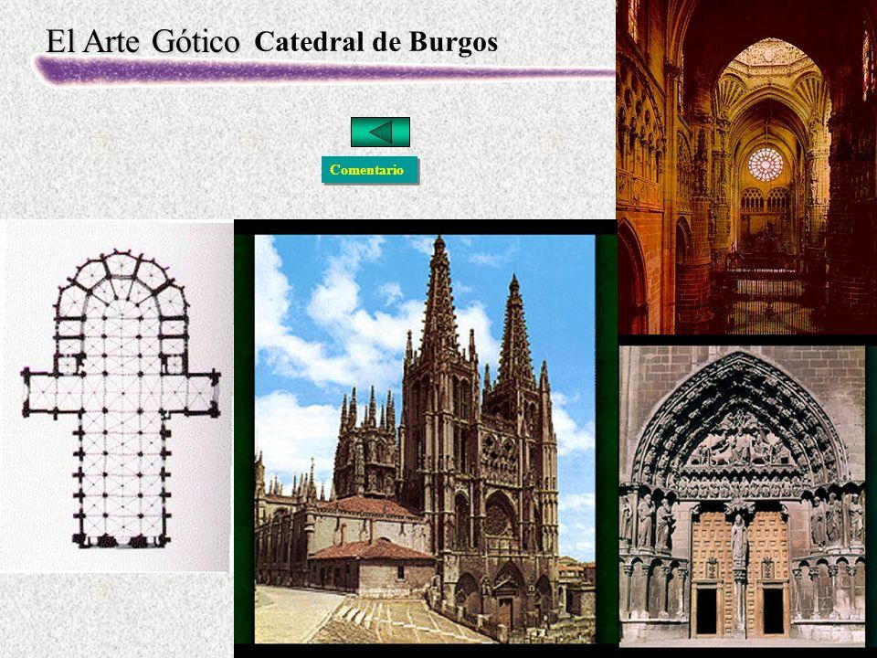 Catedral de Burgos Comentario