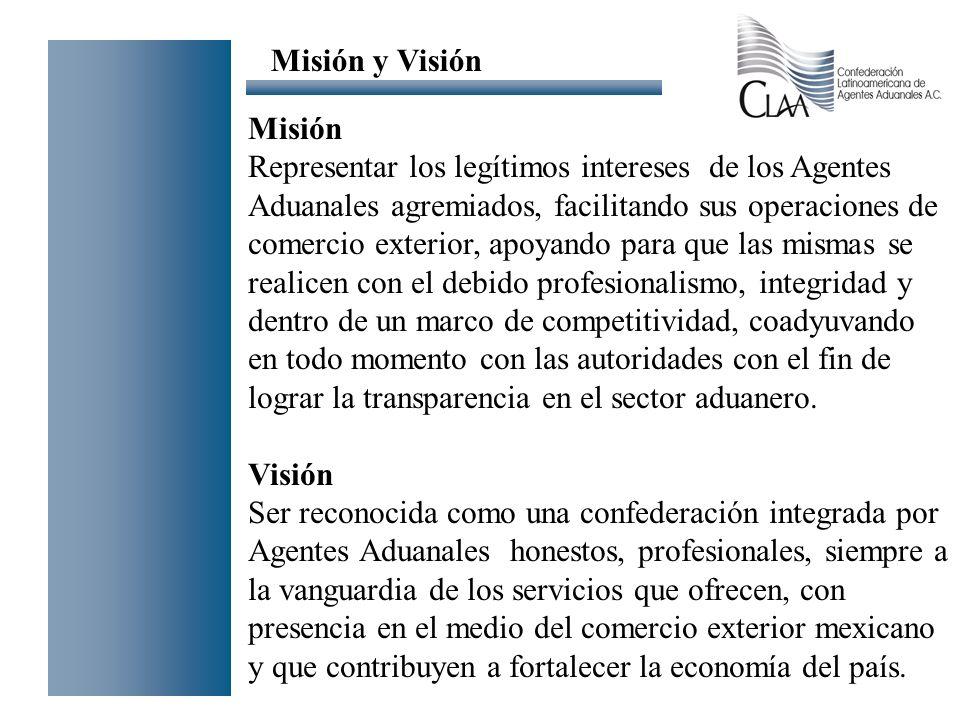 Misión y Visión Misión.