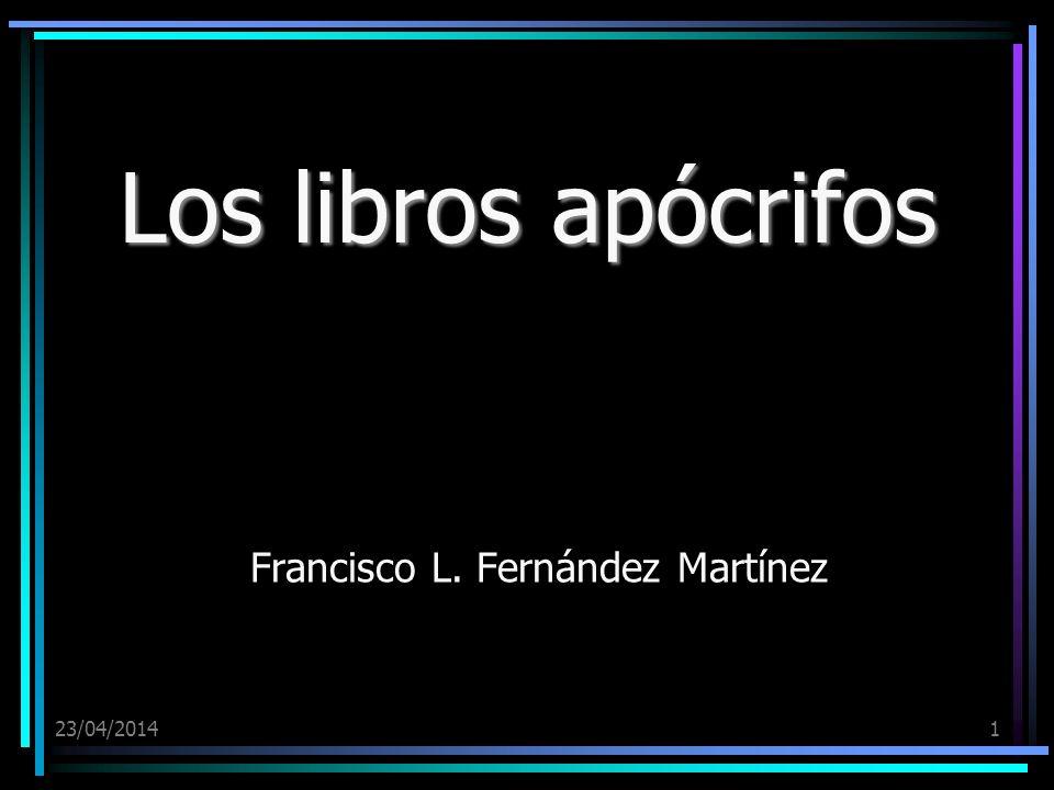 Francisco L. Fernández Martínez