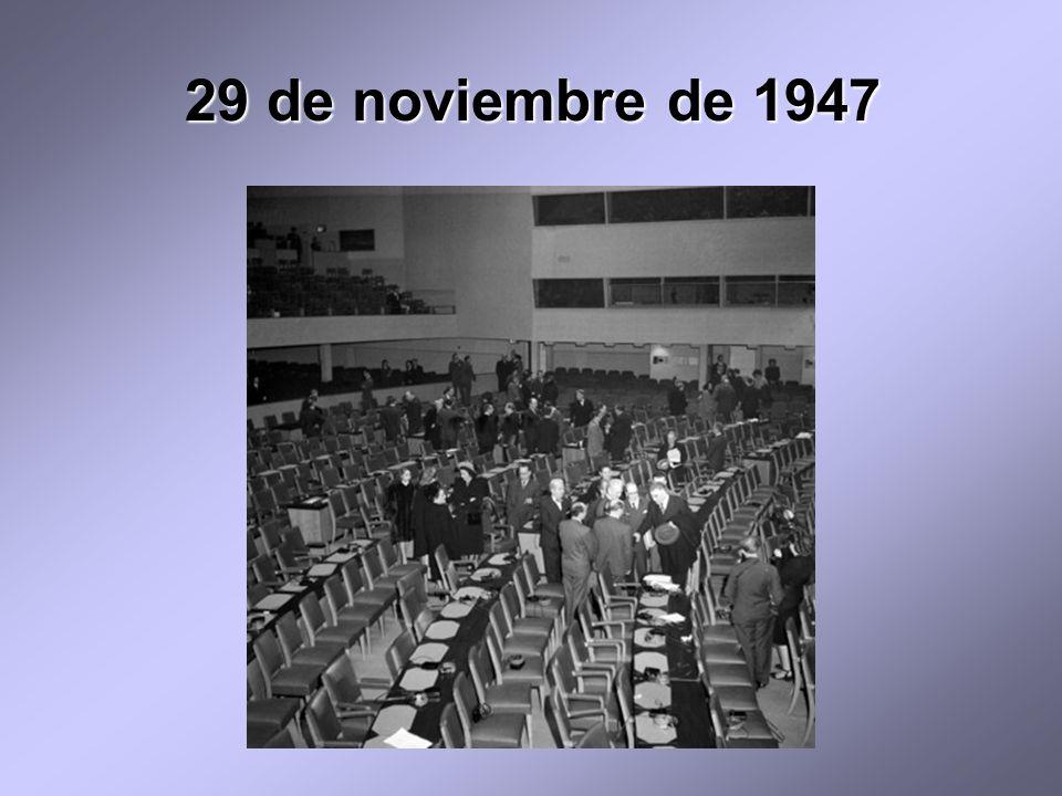 29 de noviembre de 1947